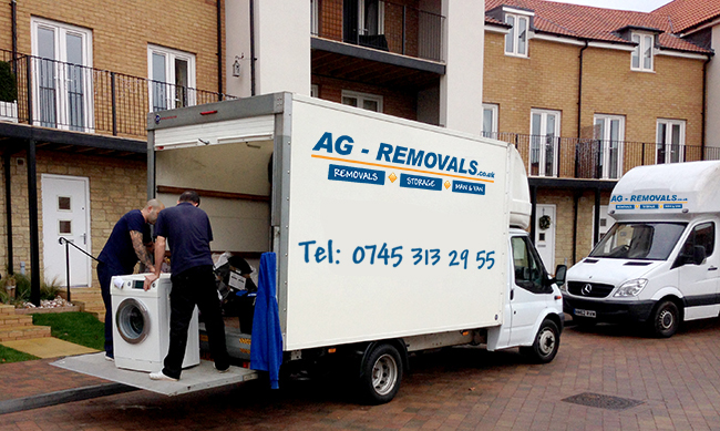 house removals exeter